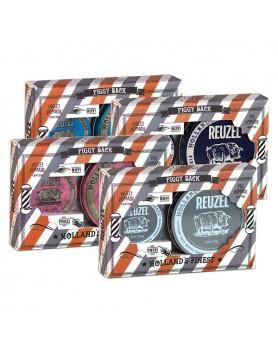Reuzel Piggy Back Gift Pack - Blue